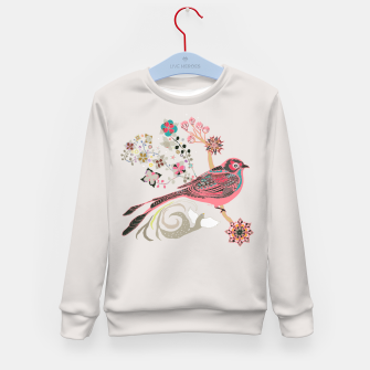 Miniature de image de double forest Kid's Sweater, Live Heroes