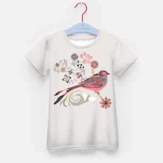 Miniature de image de double forest Kid's T-shirt, Live Heroes