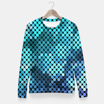 Thumbnail image of Gashina Mermaid Fitted Waist Sweater, Live Heroes