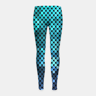 Thumbnail image of Gashina Mermaid Girl's Leggings, Live Heroes