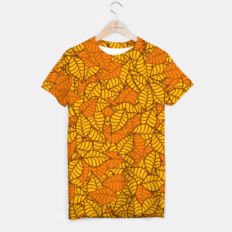 Thumbnail image of A New Leaf AUTUMN T-shirt, Live Heroes