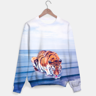 Thumbnail image of Tiger Wave Sweater, Live Heroes