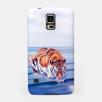 Thumbnail image of Tiger Wave Samsung Case, Live Heroes
