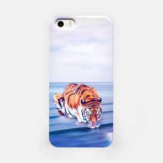 Miniaturka Tiger Wave iPhone Case, Live Heroes