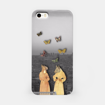 Thumbnail image of LA VIE EST BELLE  iPhone Case, Live Heroes