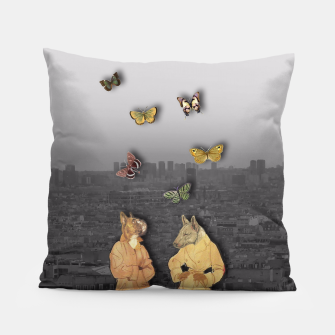 Thumbnail image of LA VIE EST BELLE  Pillow, Live Heroes