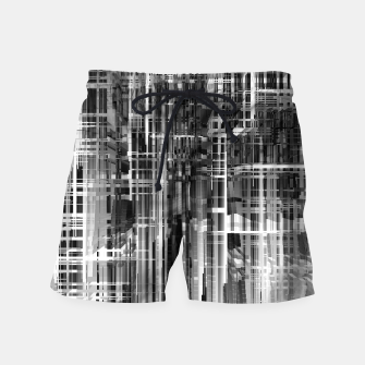 Thumbnail image of Construction Swim Shorts, Live Heroes