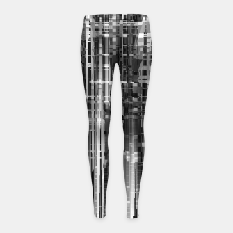 Thumbnail image of Construction Girl's Leggings, Live Heroes