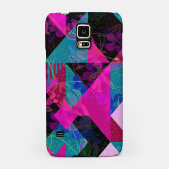 Thumbnail image of Geo Floral Samsung Case, Live Heroes