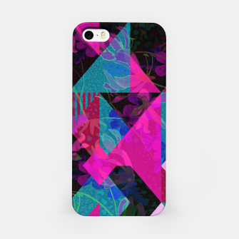 Thumbnail image of Geo Floral iPhone Case, Live Heroes