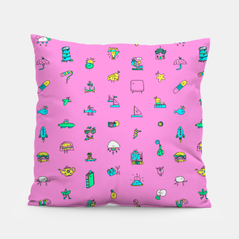 Thumbnail image of Pretty Things Pillow, Live Heroes