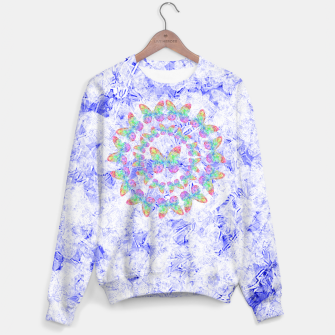 Thumbnail image of Butterflies! Sweater, Live Heroes