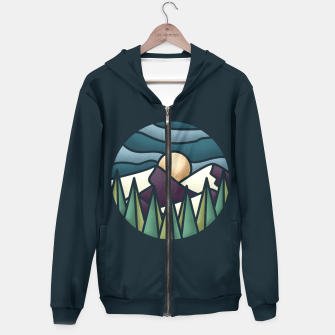 Miniaturka The Great Landscape Hoodie, Live Heroes
