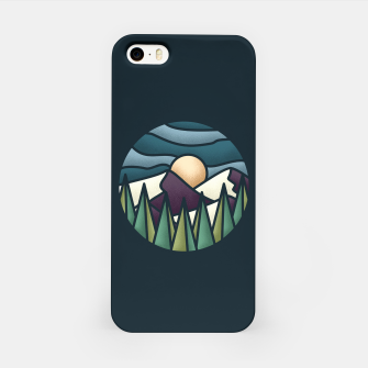 Miniaturka The Great Landscape iPhone Case, Live Heroes