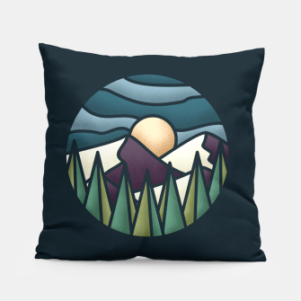 The Great Landscape Pillow obraz miniatury
