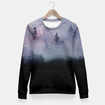 The Mist of the Cosmos Fitted Waist Sweater thumbnail image