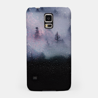 The Mist of the Cosmos Samsung Case thumbnail image