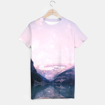 Thumbnail image of The Valleys of Space T-shirt, Live Heroes