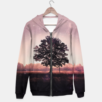 Thumbnail image of The Lonely Tree Hoodie, Live Heroes