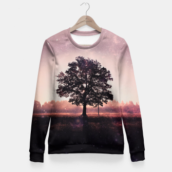 The Lonely Tree Fitted Waist Sweater thumbnail image