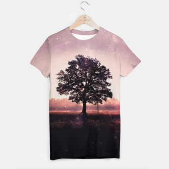 Thumbnail image of The Lonely Tree T-shirt, Live Heroes