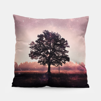 The Lonely Tree Pillow thumbnail image