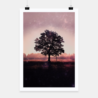 Thumbnail image of The Lonely Tree Poster, Live Heroes