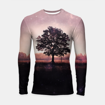 Thumbnail image of The Lonely Tree Longsleeve Rashguard , Live Heroes