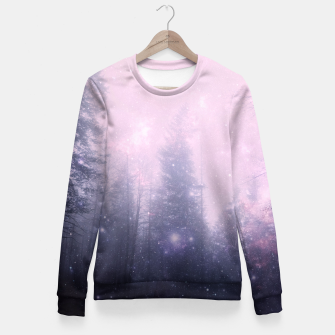 Misty Forest Fitted Waist Sweater thumbnail image