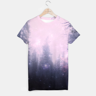 Thumbnail image of Misty Forest T-shirt, Live Heroes
