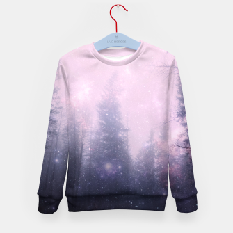 Misty Forest Kid's Sweater thumbnail image