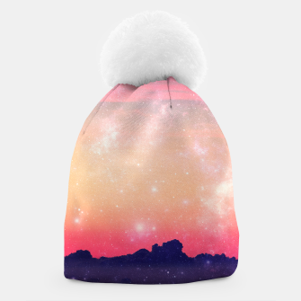 Thumbnail image of Origins of Space Beanie, Live Heroes