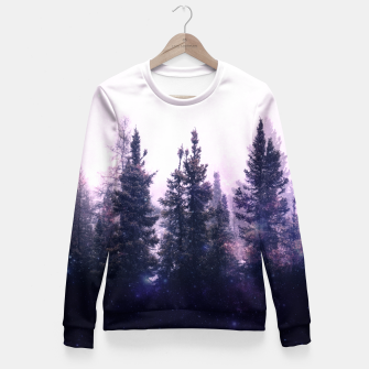 This Forest of Mine Fitted Waist Sweater thumbnail image
