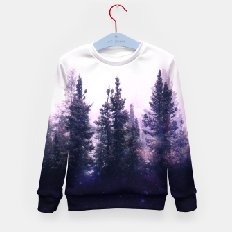This Forest of Mine Kid's Sweater thumbnail image
