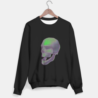 Thumbnail image of skull.exe Sweater, Live Heroes