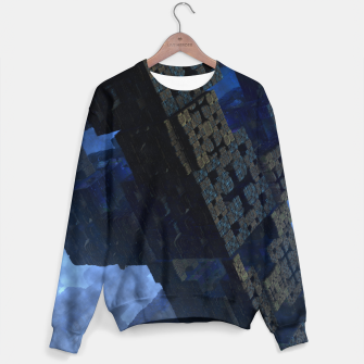 Thumbnail image of Stone Shadow Cubes Sweater, Live Heroes