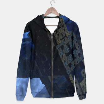 Thumbnail image of Stone Shadow Cubes Hoodie, Live Heroes