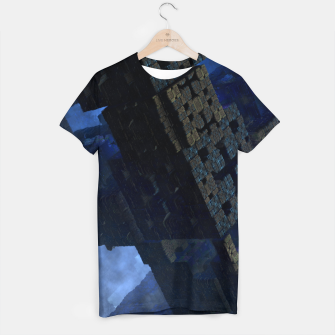 Thumbnail image of Stone Shadow Cubes T-shirt, Live Heroes