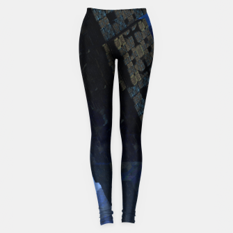 Thumbnail image of Stone Shadow Cubes Leggings, Live Heroes