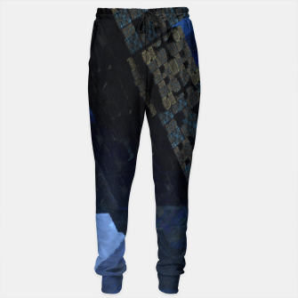 Thumbnail image of Stone Shadow Cubes Sweatpants, Live Heroes