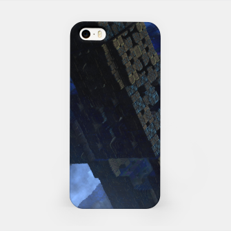 Thumbnail image of Stone Shadow Cubes iPhone Case, Live Heroes