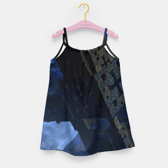 Thumbnail image of Stone Shadow Cubes Girl's Dress, Live Heroes