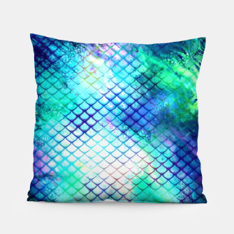 Thumbnail image of Medusa Scale Pillow, Live Heroes