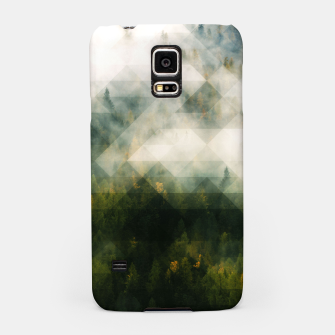 Thumbnail image of LowPoly Forest Handyhülle für Samsung, Live Heroes