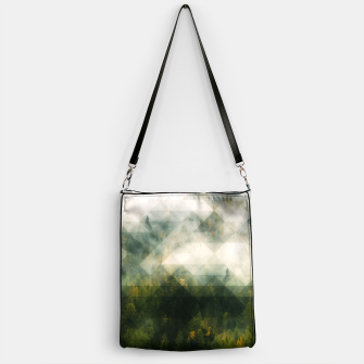 Thumbnail image of LowPoly Forest Handtasche, Live Heroes