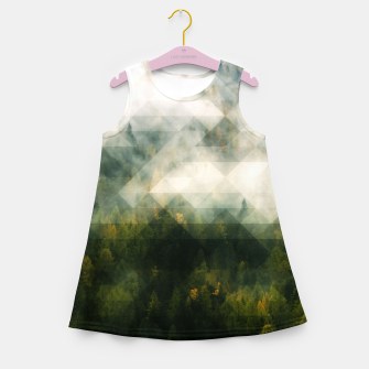 Thumbnail image of LowPoly Forest Mädchen-Sommerkleid, Live Heroes