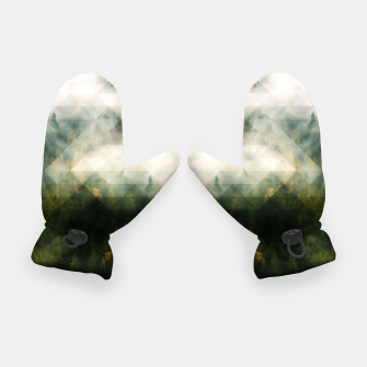 Thumbnail image of LowPoly Forest Handschuhe, Live Heroes