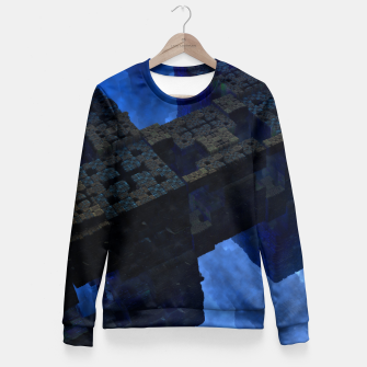 Thumbnail image of Stones Of Time Fitted Waist Sweater, Live Heroes