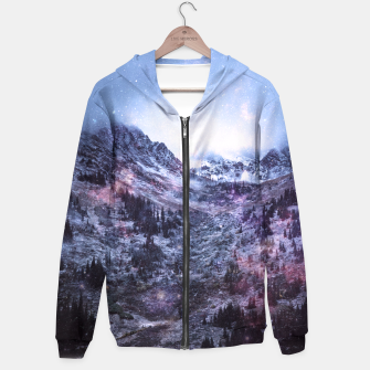 Thumbnail image of Stars in the Mountains Hoodie, Live Heroes