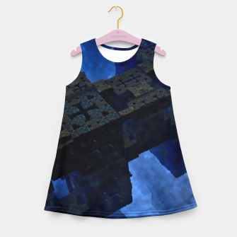 Thumbnail image of Stones Of Time Girl's Summer Dress, Live Heroes